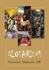 Glosarium - okładka książki