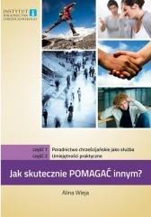 Jak skutecznie pomagać innym? cz. - okładka książki