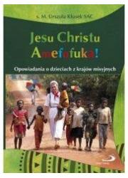 Jesu Christu Amefufuka! - okładka książki
