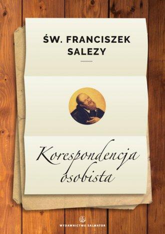 Korespondencja osobista - okładka książki