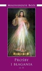 Miłosierdzie Boże. Prośby i błagania - okładka książki