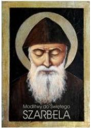 Modlitwy do Świętego Szarbela - okładka książki