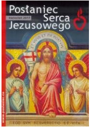 Posłaniec Serca Jezusowego. Kwiecień - okładka książki