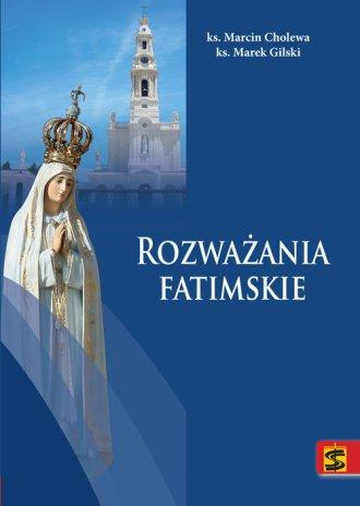 Rozważania fatimskie - okładka książki