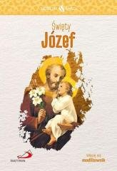 Święty Józef. Seria: Skuteczni - okładka książki