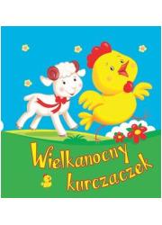 Wielkanocny kurczaczek - okładka książki