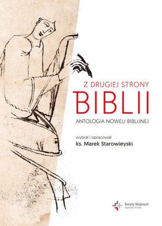 Z drugiej strony Biblii. Antologia - okładka książki