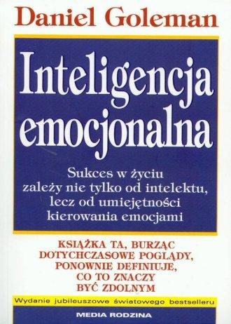 Inteligencja emocjonalna - okładka książki