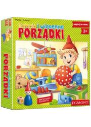 Gra Tomcio i wiosenne porządki - zdjęcie zabawki, gry