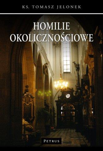 Homilie okolicznościowe 2 - okładka książki