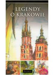 Legendy o Krakowie - okładka książki