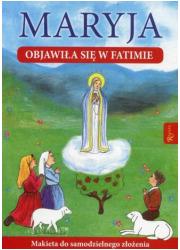 Maryja objawiła się w Fatimie. - okładka książki