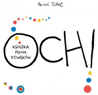 Och Książka pełna dźwięków /Babaryba - okładka książki