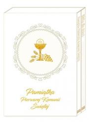 Pakiet komunijny - okładka książki