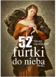52 furtki do nieba - okładka książki