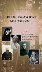 Błogosławieni miłosierni... - okładka książki