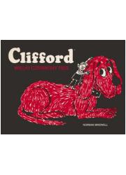 Clifford. Wielki czerwony pies - okładka książki