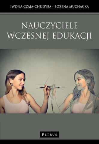Nauczyciele wczesnej edukacji - okładka książki