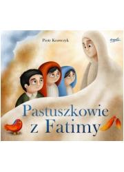Pastuszkowie z Fatimy - okładka książki