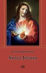 Serce Jezusa - okładka książki
