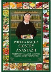 Wielka księga siostry Anastazji. - okładka książki