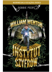 William Wenton Instytut szyfrów - okładka książki