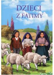 Dzieci z Fatimy - okładka książki