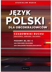 Język polski dla obcokrajowców. - okładka książki