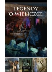 Legendy o Wieliczce - okładka książki