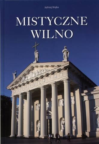 Mistyczne Wilno. Album - okładka książki