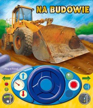Na budowie - okładka książki