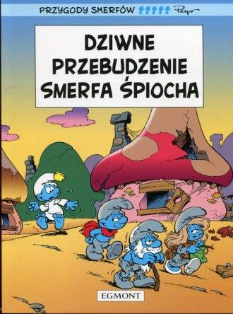 Przygody Smerfów. Dziwne przebudzenie - okładka książki