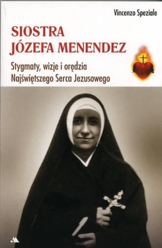 Siostra Józefa Menendez. Stygmaty, - okładka książki