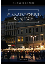 W krakowskich knajpach - okładka książki
