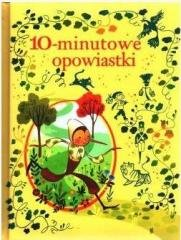10-minutowe opowiastki - okładka książki