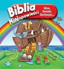 Biblia. Miniopowieści. Noe - okładka książki