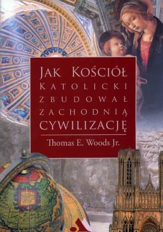 Jak Kościół katolicki zbudował - okładka książki