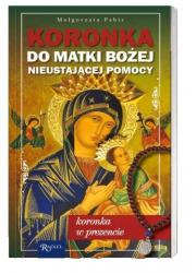 Koronka do Matki Bożej Nieustającej - okładka książki