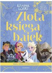Kraina Lodu. Złota księga bajek - okładka książki