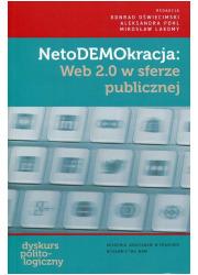 NetoDEMOkracja: Web 2.0 w sferze - okładka książki