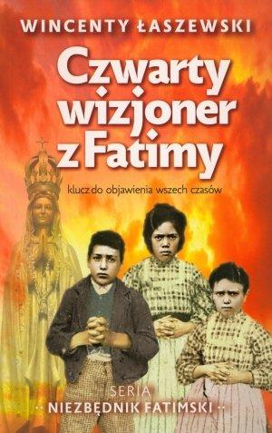 Czwarty wizjoner z Fatimy. Klucz - okładka książki