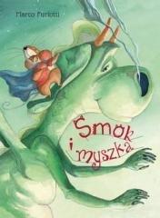Smok i myszka - okładka książki