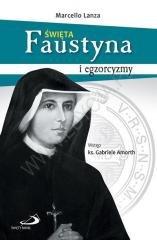 Święta Faustyna i egzorcyzmy - okładka książki