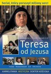 Teresa od Jezusa. Książka + film - okładka książki