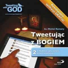 Tweetując z Bogiem. Tom 2 - okładka książki