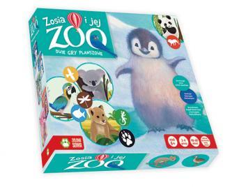 Gra. zosia i jej Zoo - zdjęcie zabawki, gry