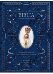 Biblia rocznicowa z obwolutą 100. - okładka książki