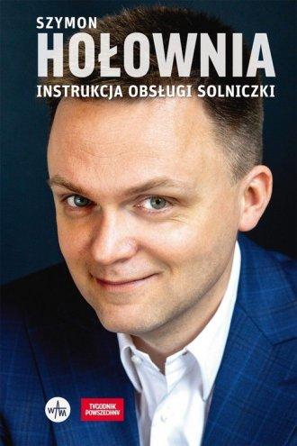 Instrukcja obsługi solniczki - okładka książki
