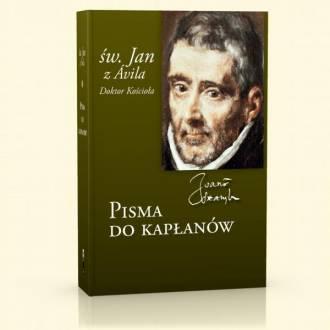Pisma do kapłanów - okładka książki