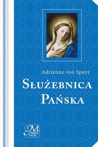 Służebnica Pańska - okładka książki